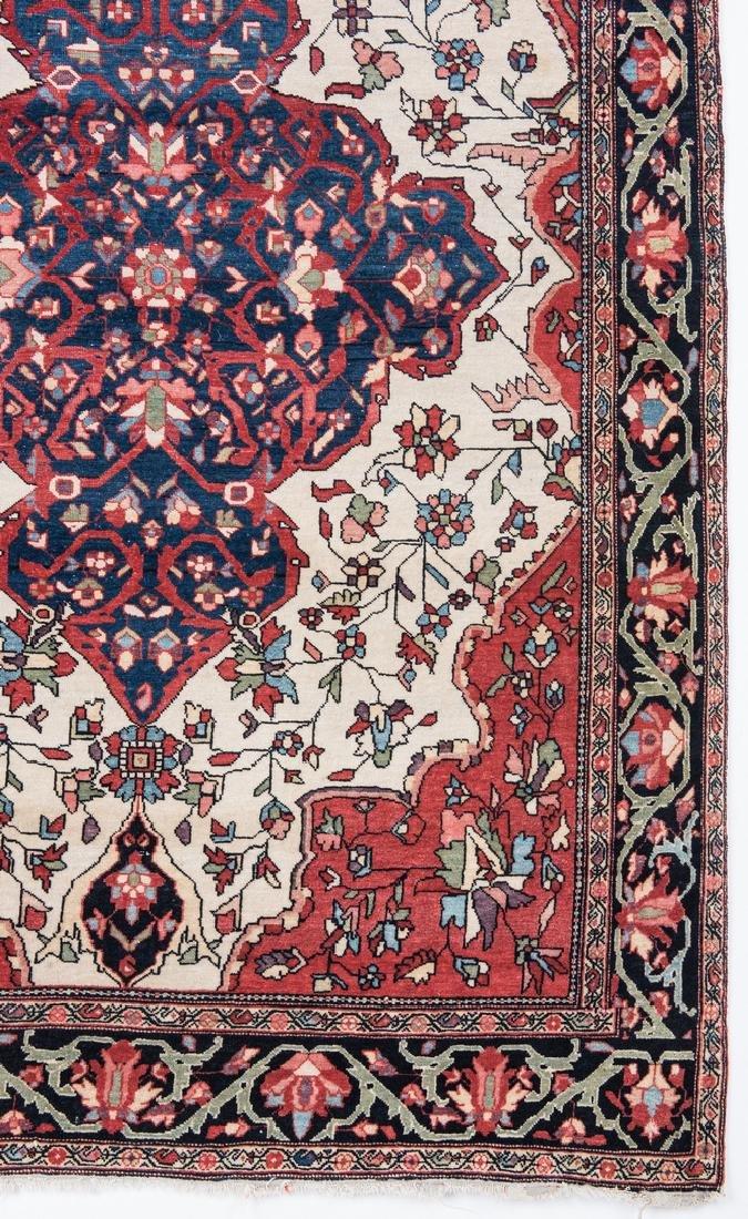 Antique Persian Fereghan Sarouk - 6
