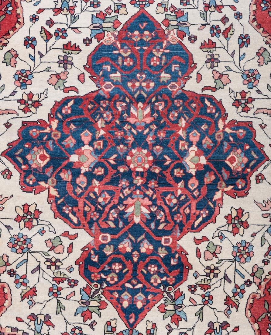 Antique Persian Fereghan Sarouk - 7