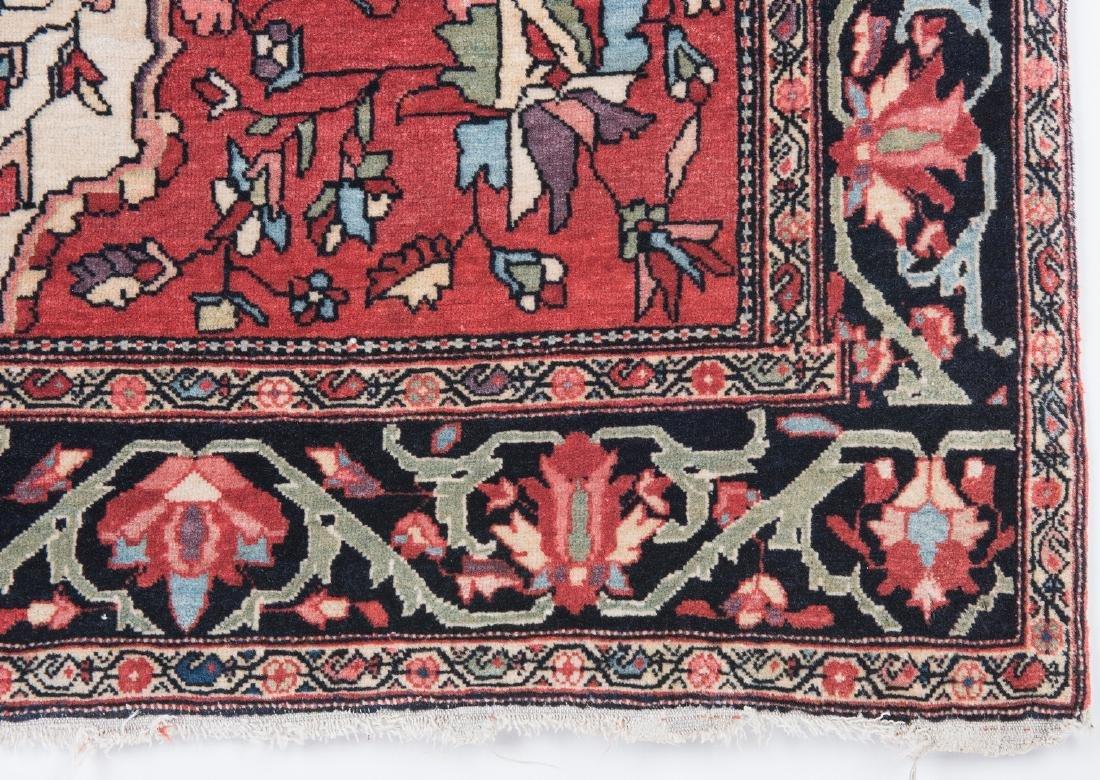 Antique Persian Fereghan Sarouk - 8