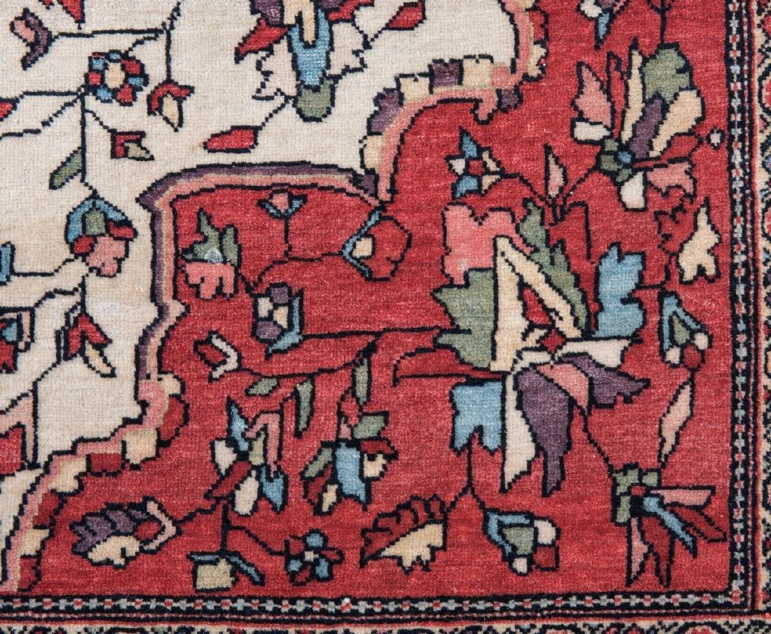 Antique Persian Fereghan Sarouk - 9