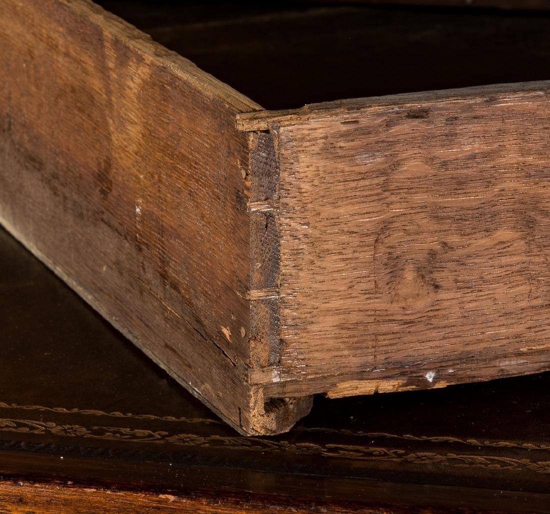 Early Regency Mahogany Writing Table - 12