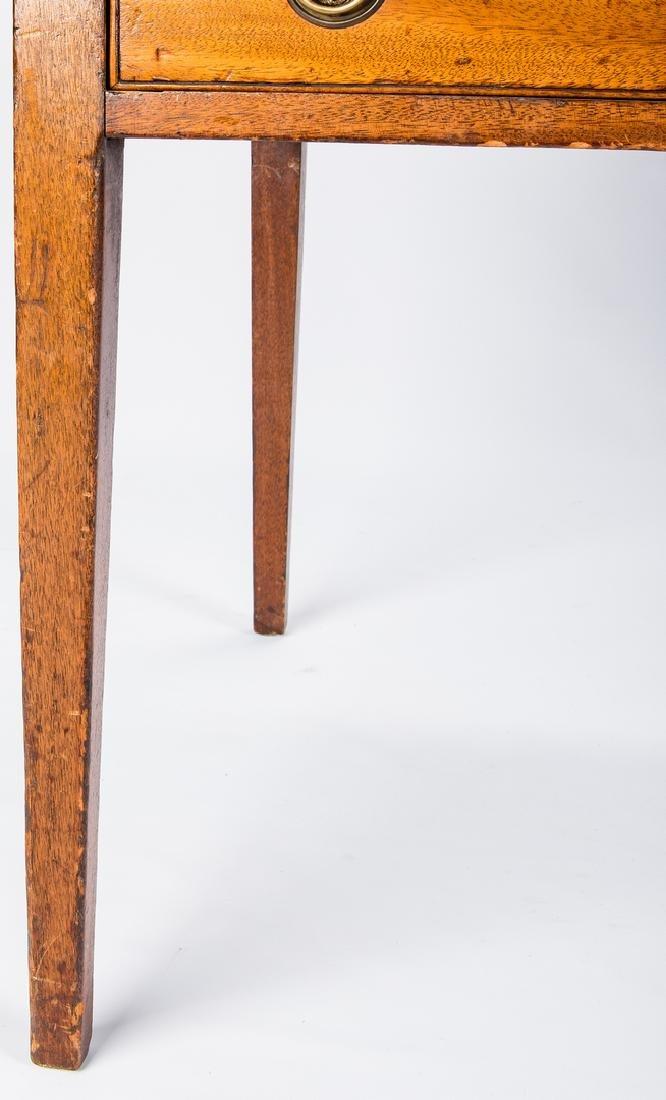 Early Regency Mahogany Writing Table - 15