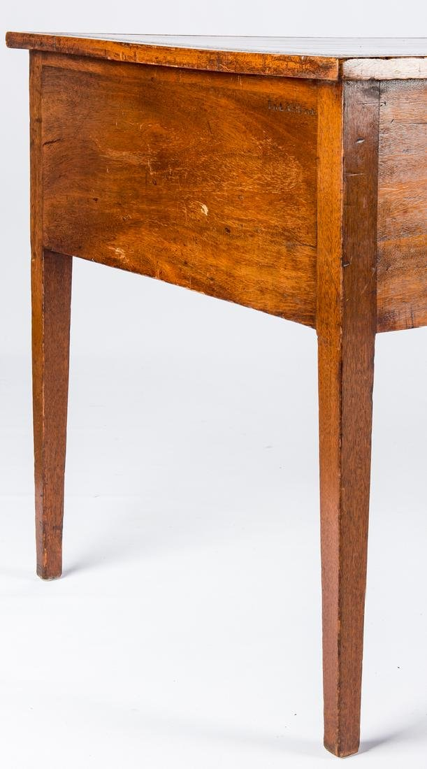 Early Regency Mahogany Writing Table - 16