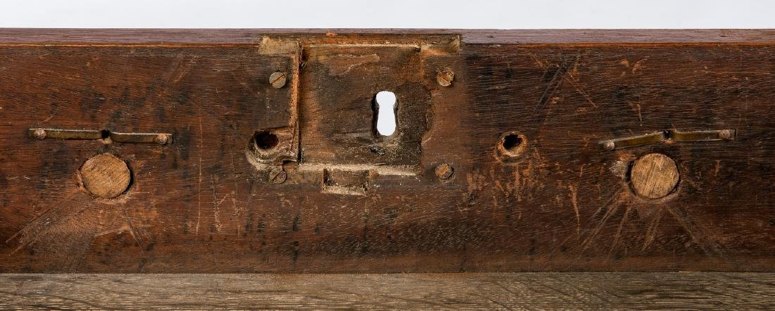 Early Regency Mahogany Writing Table - 17