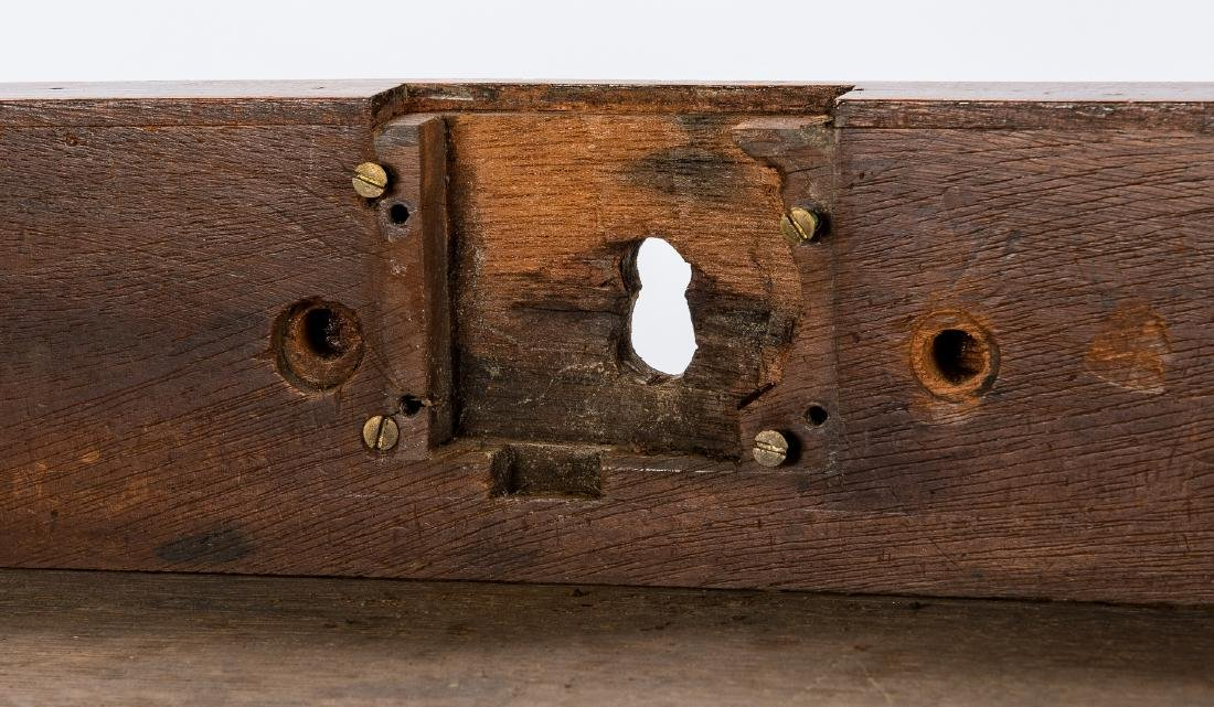 Early Regency Mahogany Writing Table - 18