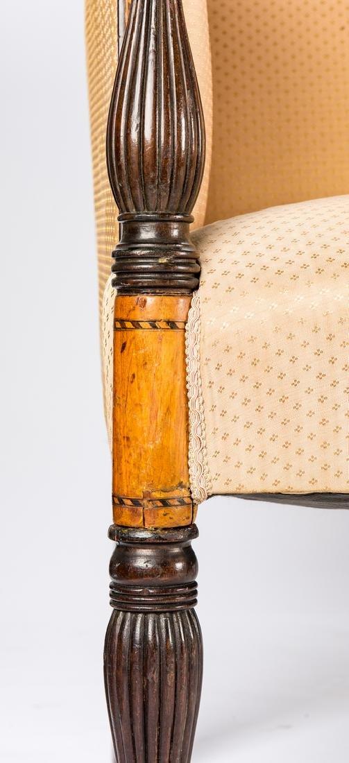 Sheraton Inlaid Sofa - 10