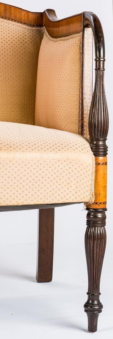 Sheraton Inlaid Sofa - 11