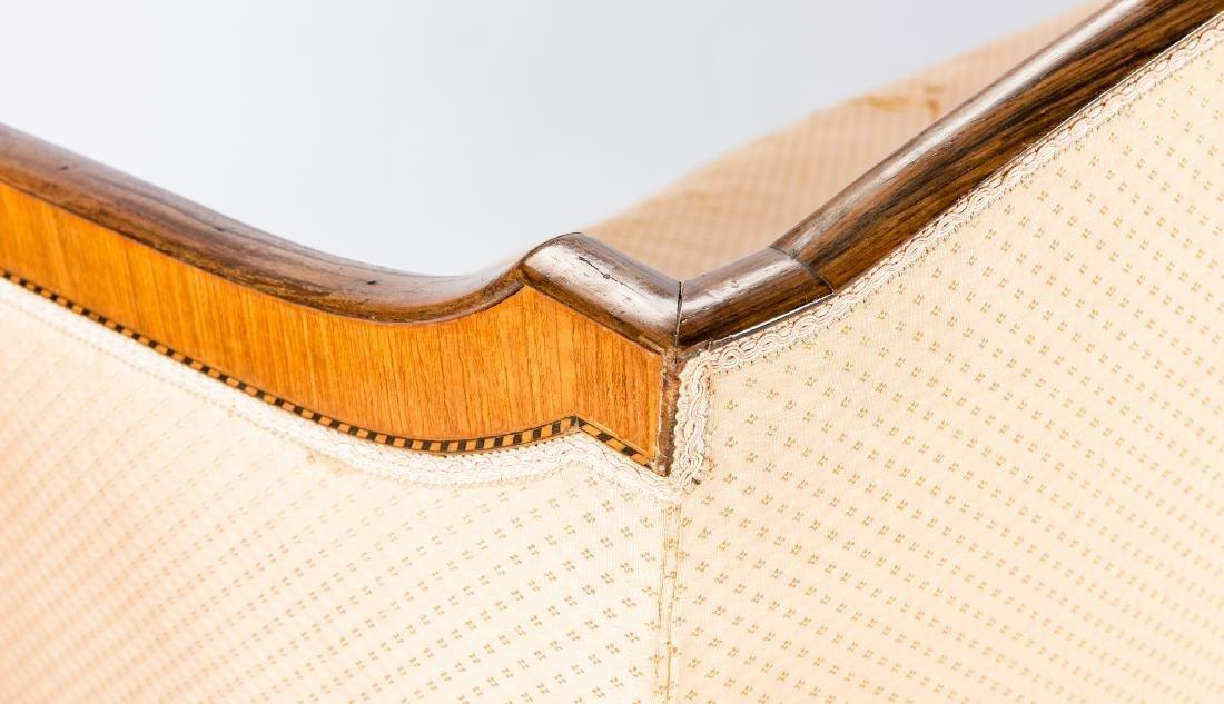 Sheraton Inlaid Sofa - 15
