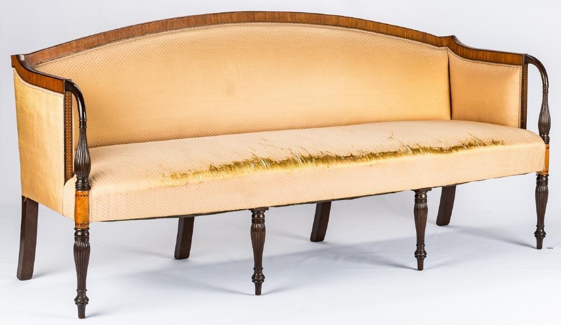 Sheraton Inlaid Sofa