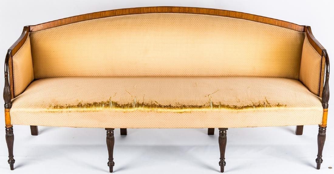 Sheraton Inlaid Sofa - 2