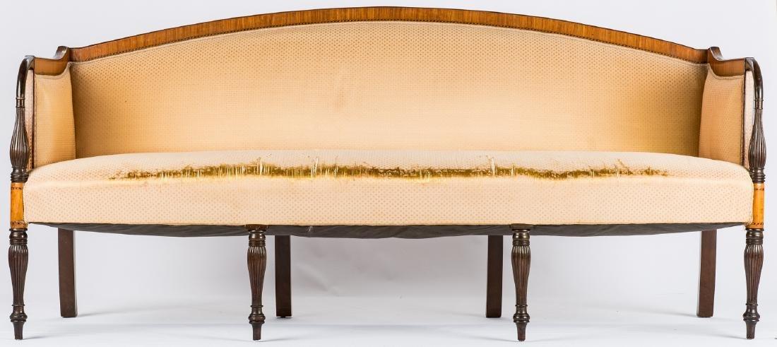 Sheraton Inlaid Sofa - 3