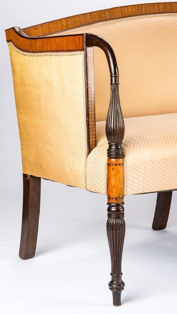 Sheraton Inlaid Sofa - 5