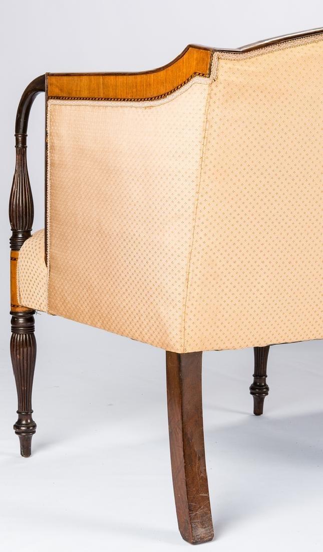 Sheraton Inlaid Sofa - 7