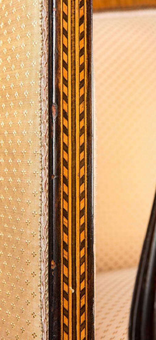 Sheraton Inlaid Sofa - 9