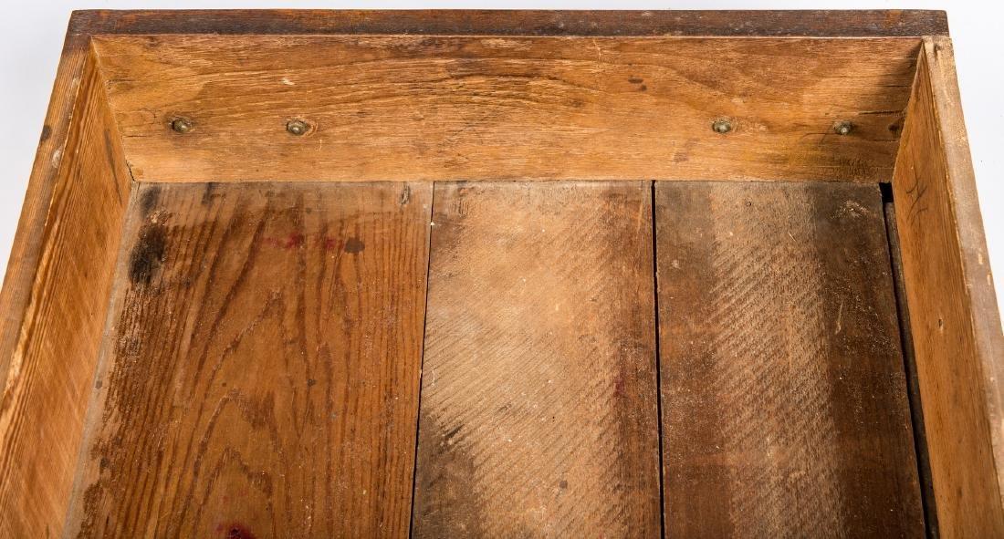 East TN Inlaid Hepplewhite Walnut Sideboard - 14