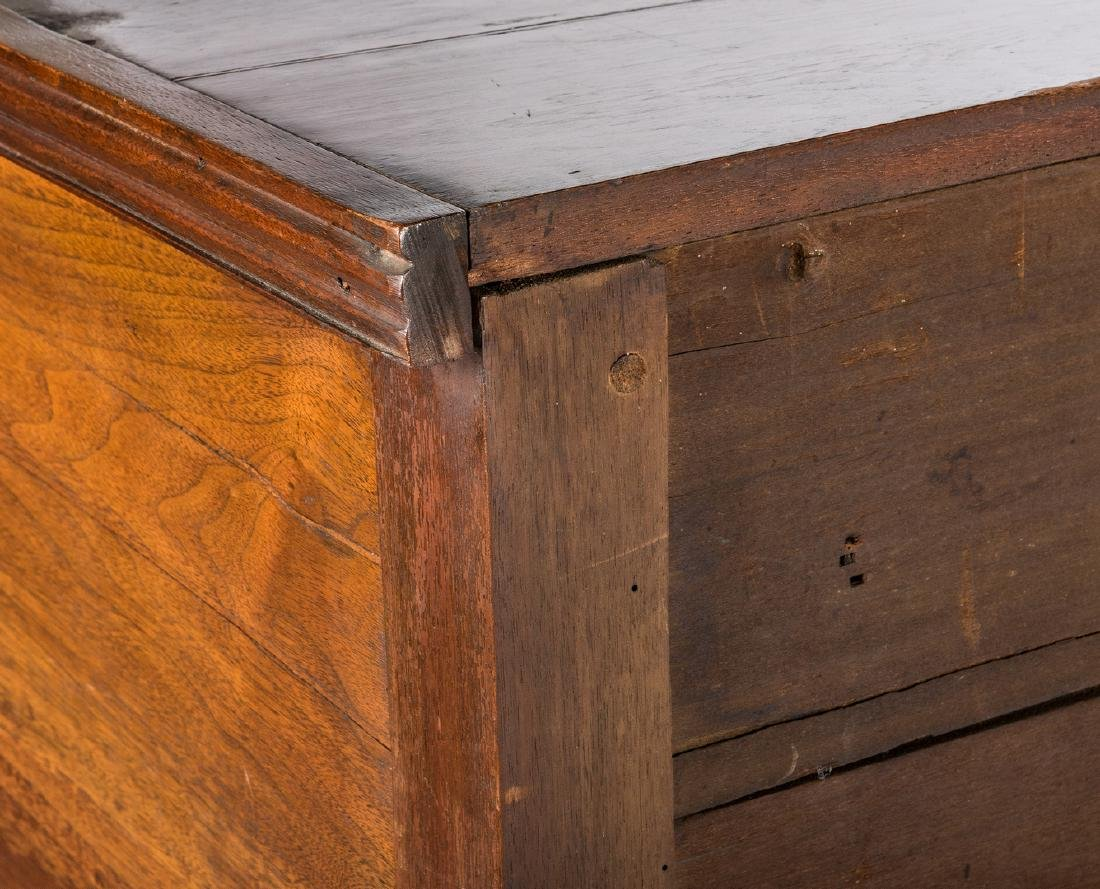 East TN Inlaid Hepplewhite Walnut Sideboard - 18