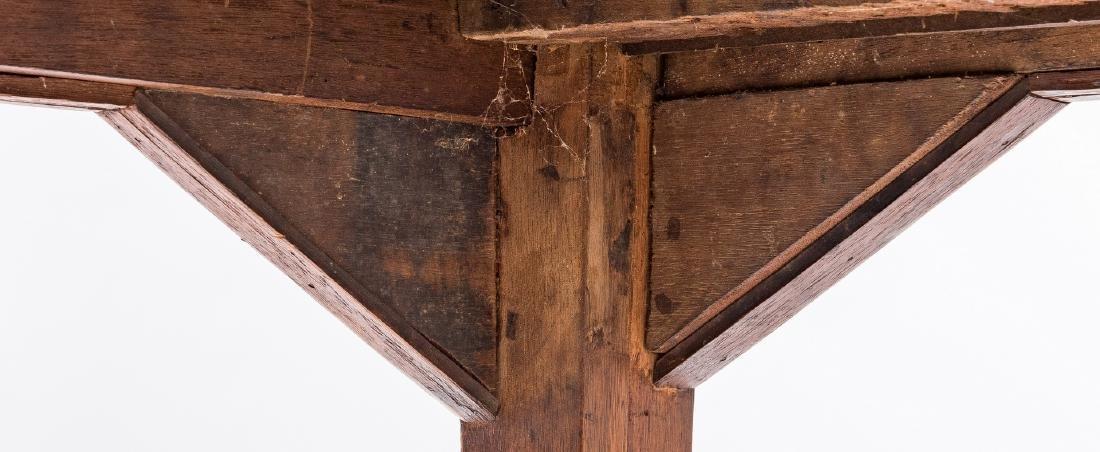 East TN Inlaid Hepplewhite Walnut Sideboard - 19
