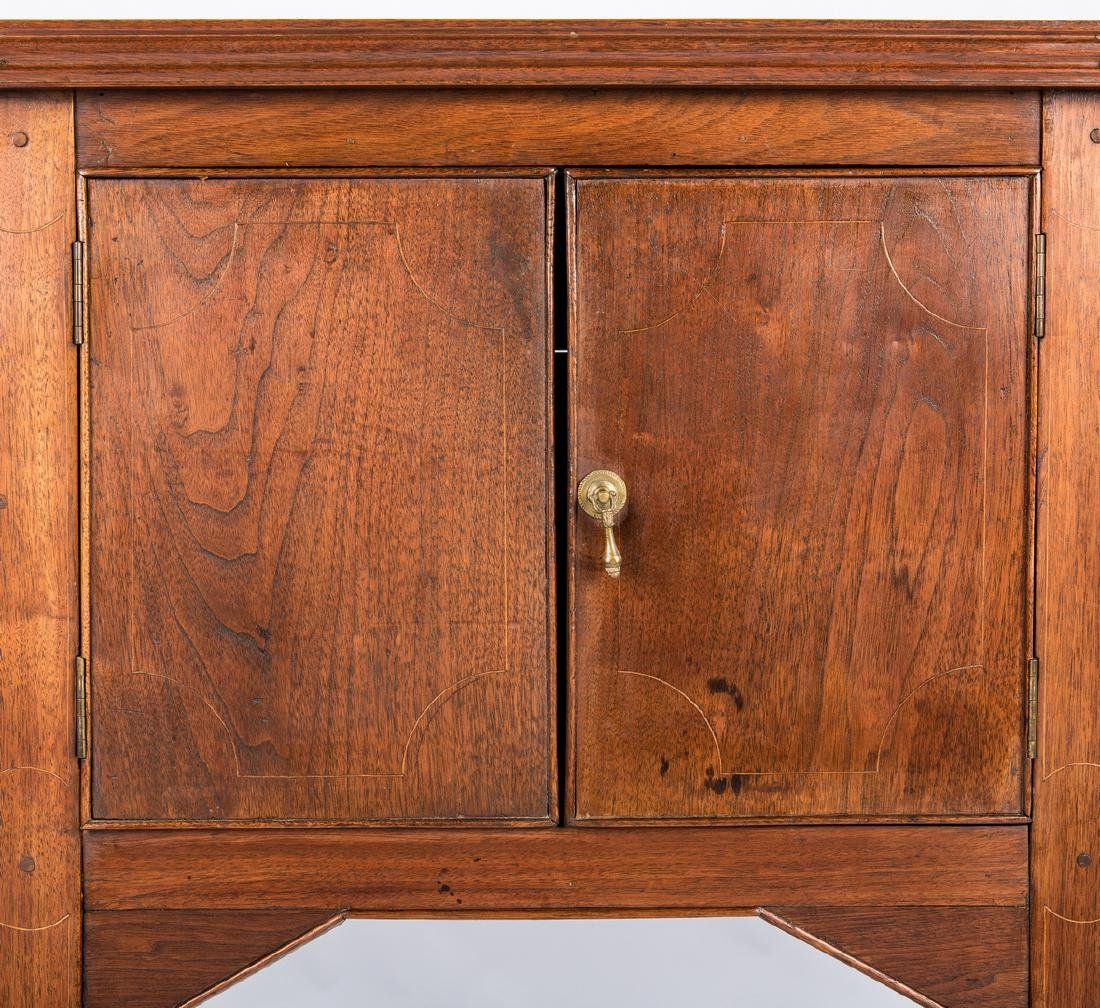 East TN Inlaid Hepplewhite Walnut Sideboard - 7