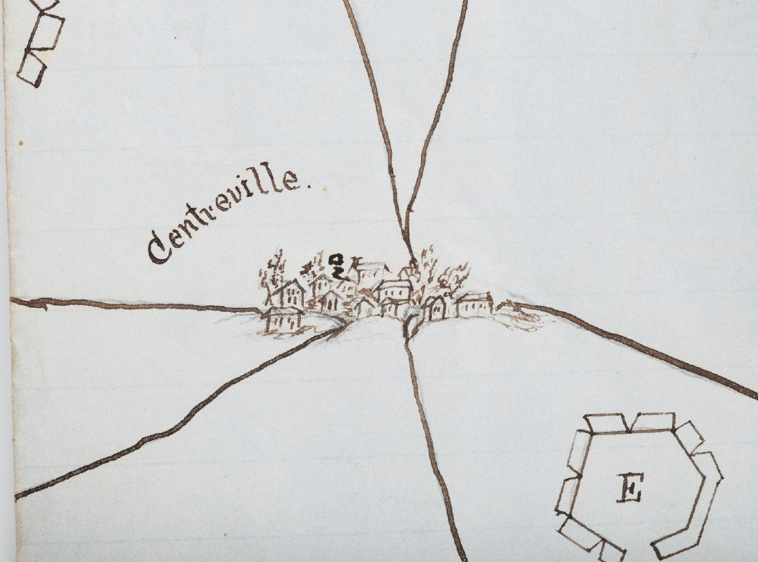 Civil War CSA Pre Battle of Bull Run Artillery Position - 5