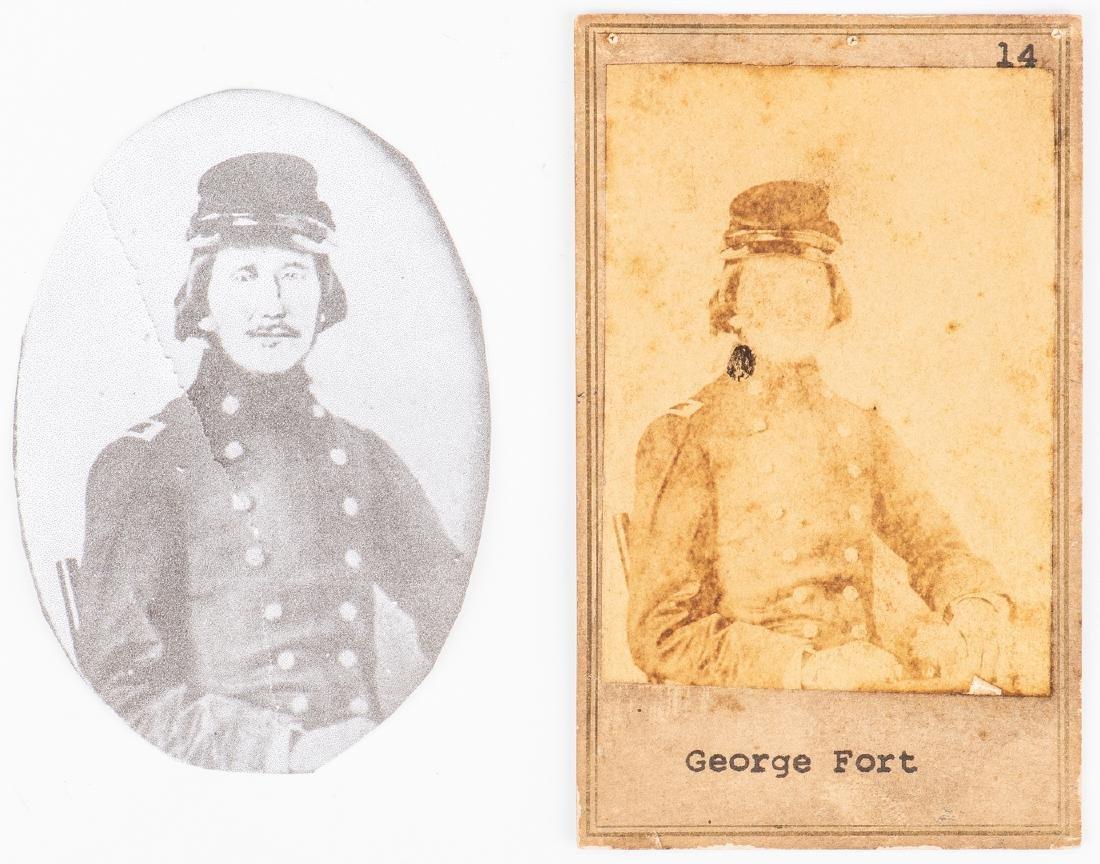 Dr. George W. Fort, CSA Surgeon Sewing Kits w/CDV - 8