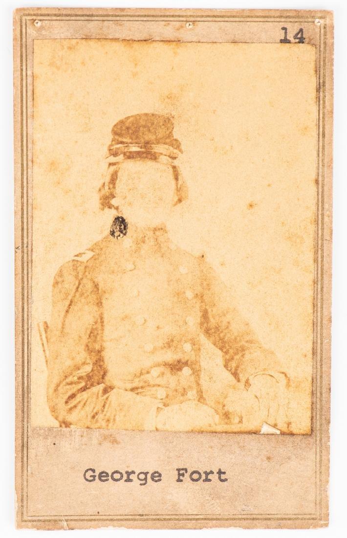 Dr. George W. Fort, CSA Surgeon Sewing Kits w/CDV - 9