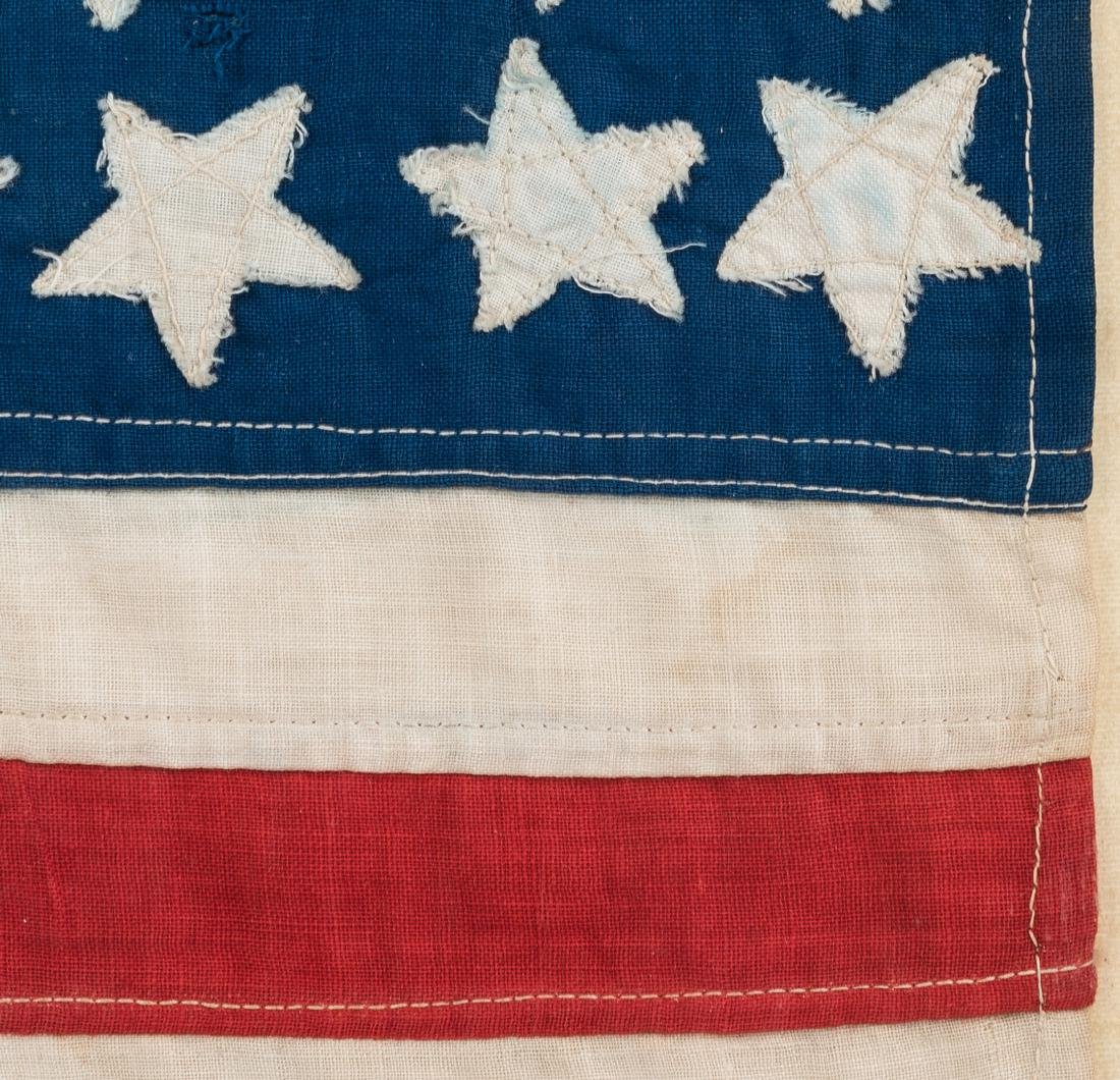 24-star flag plus Lincoln items - 4