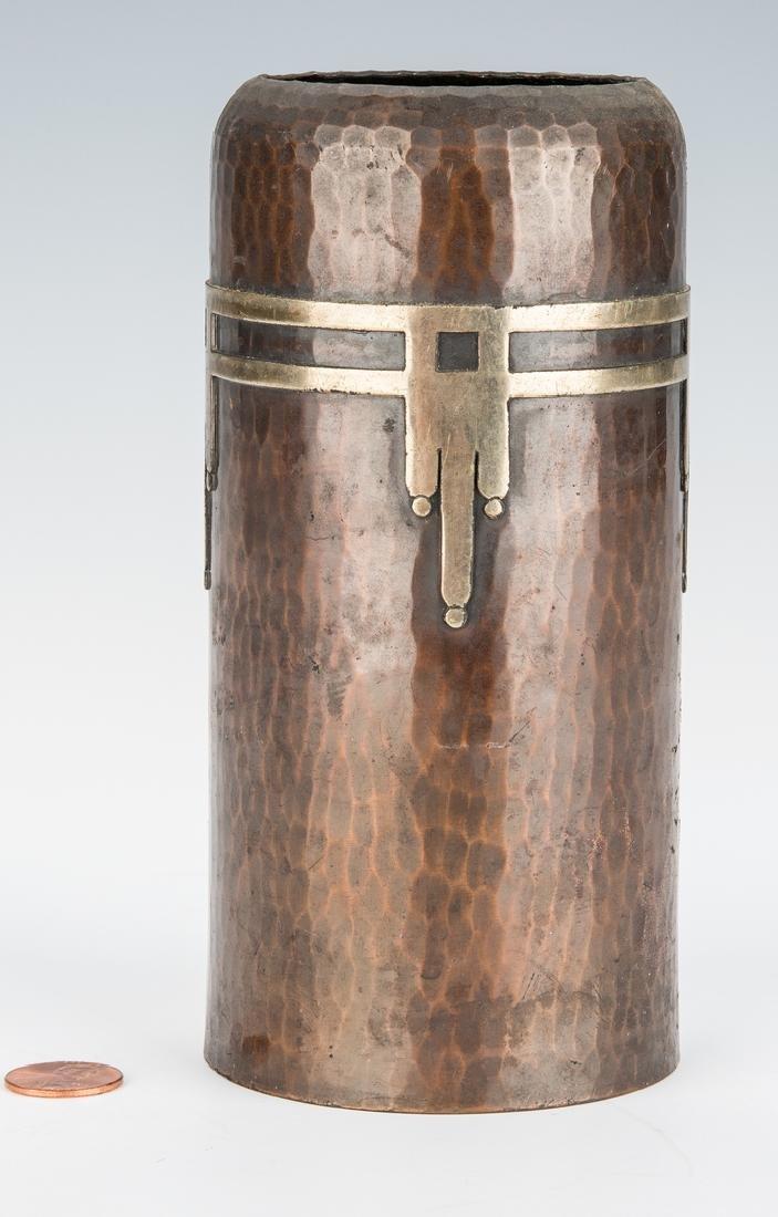 Roycroft Arts & Crafts Bronze vase