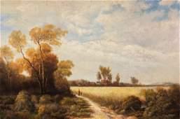 Claude Kliman O/C Rural Landscape