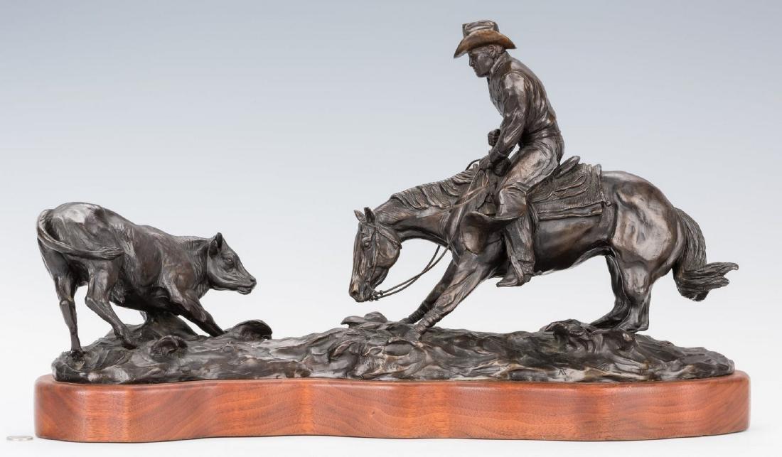 Terry J. Murphy Western Bronze