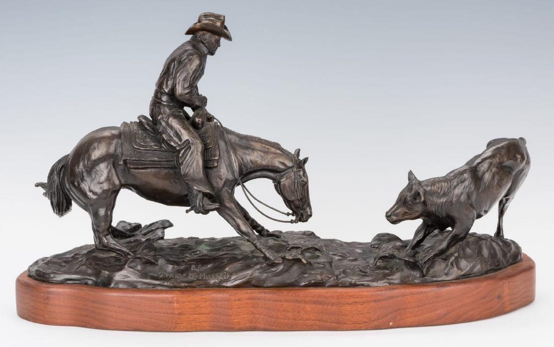 Terry J. Murphy Western Bronze - 3