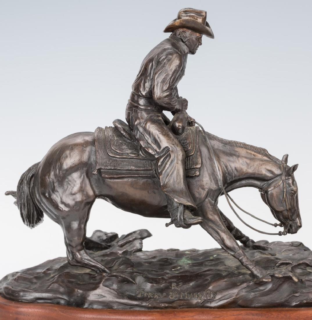 Terry J. Murphy Western Bronze - 5