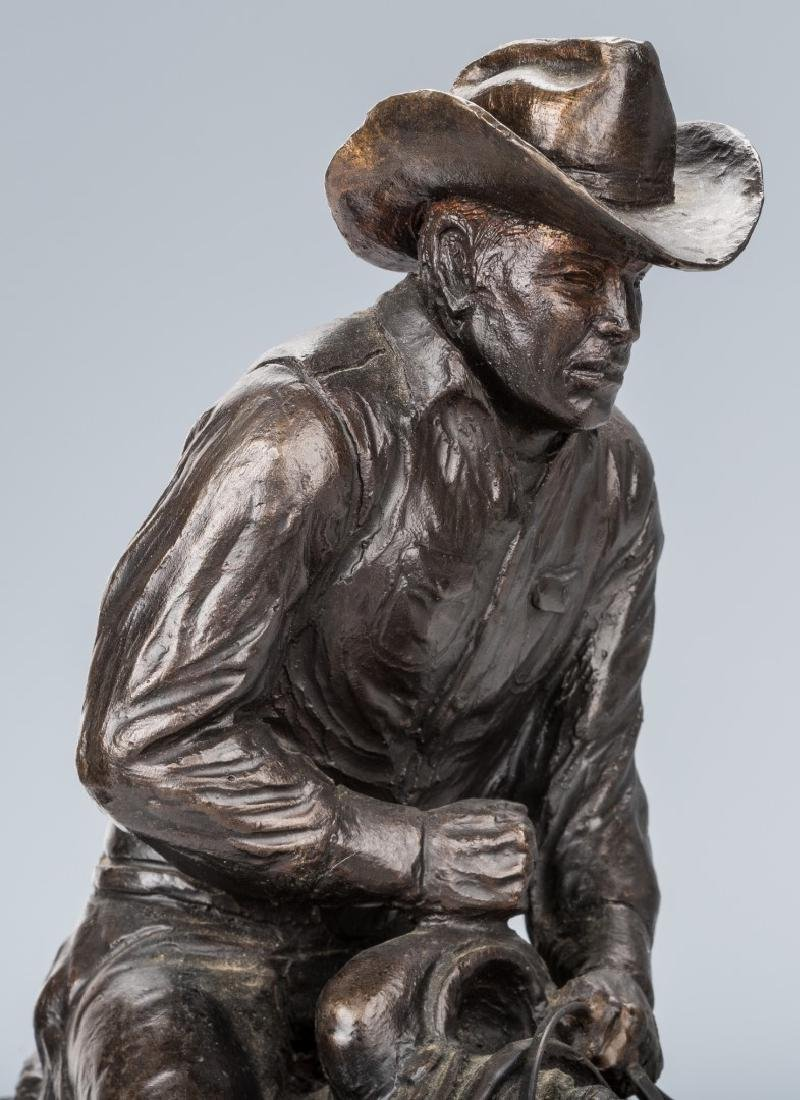 Terry J. Murphy Western Bronze - 6