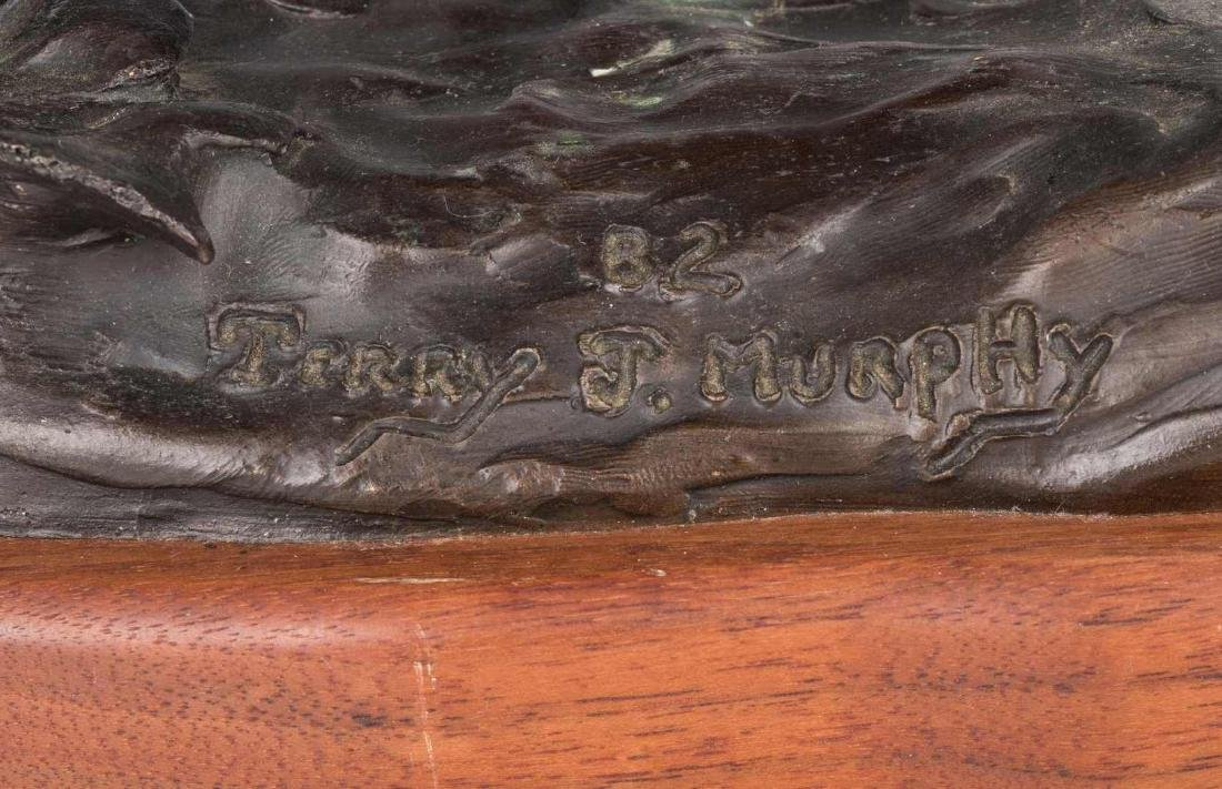 Terry J. Murphy Western Bronze - 9