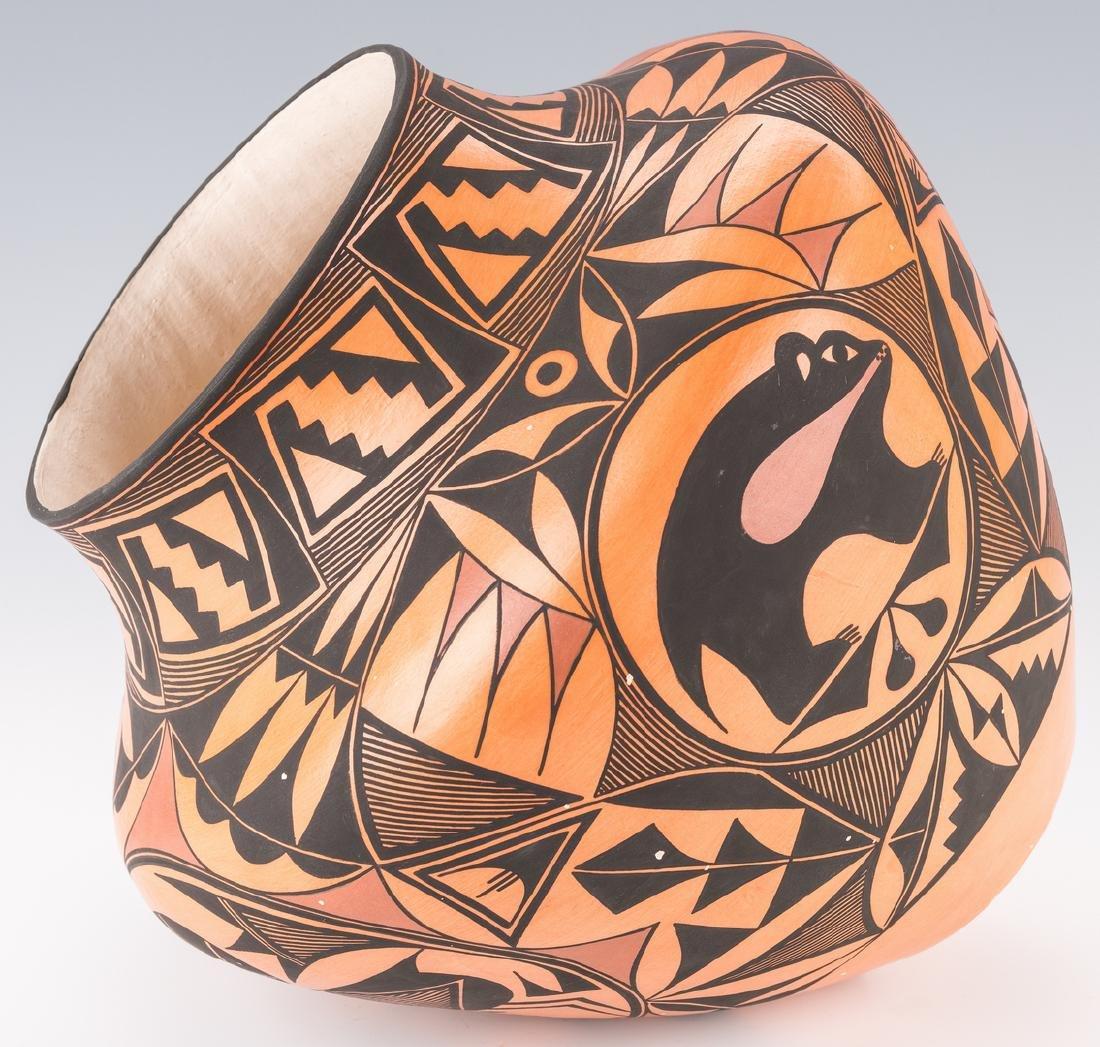 Trujillo SW Pottery Jar - 10