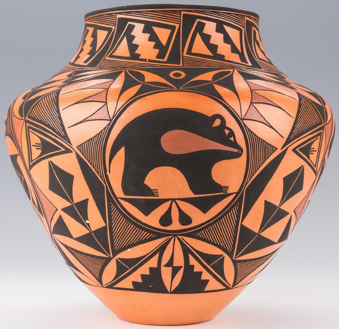 Trujillo SW Pottery Jar