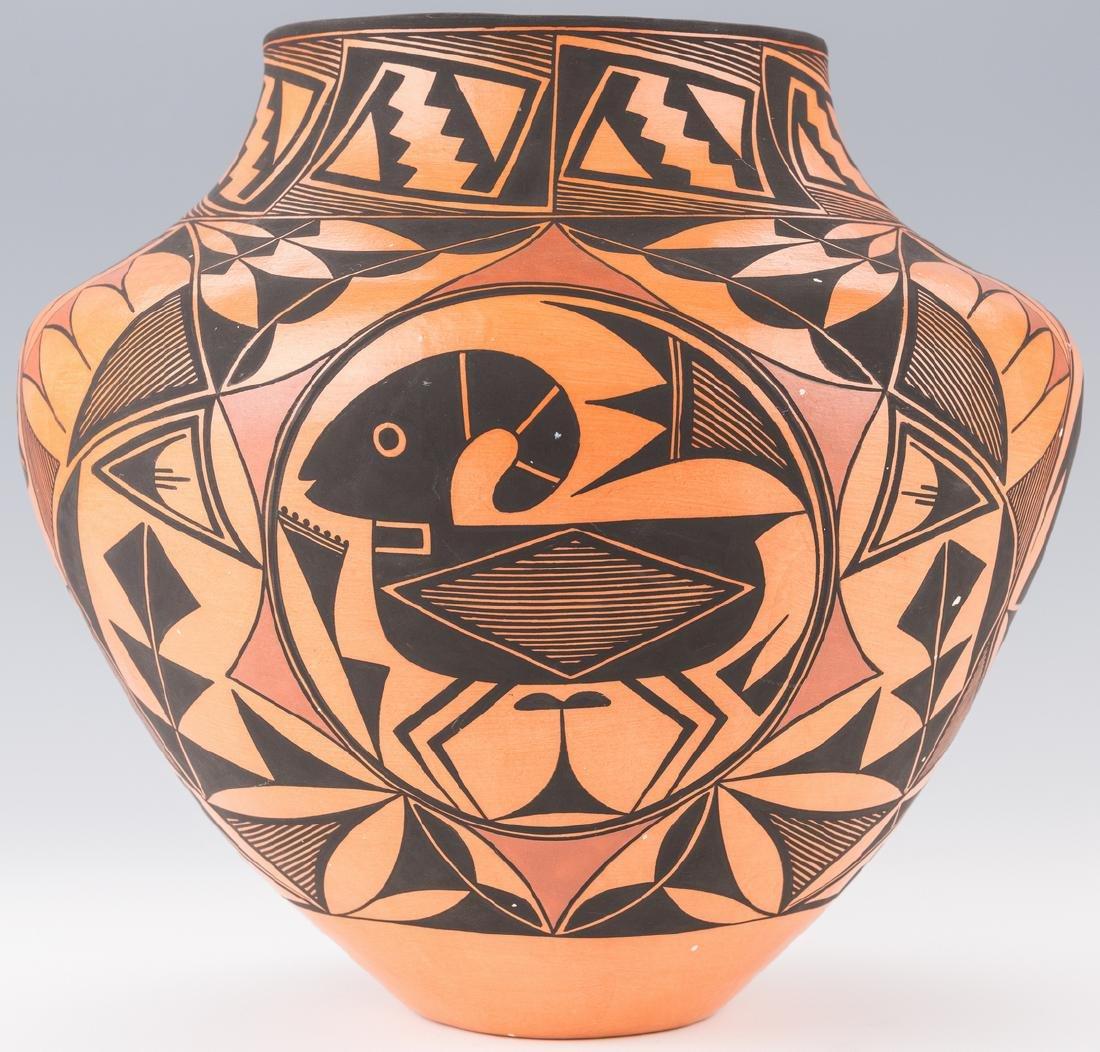 Trujillo SW Pottery Jar - 2