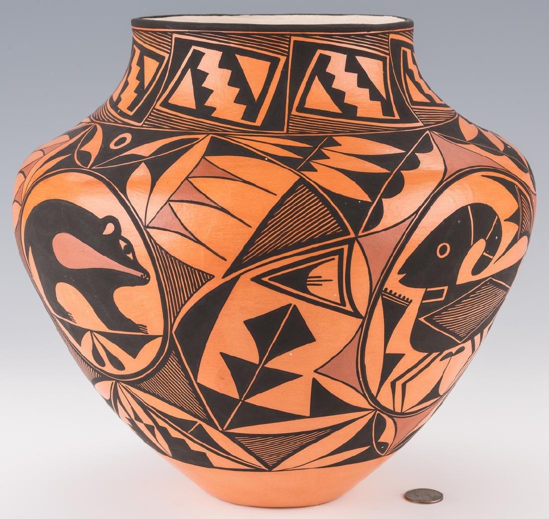 Trujillo SW Pottery Jar - 5