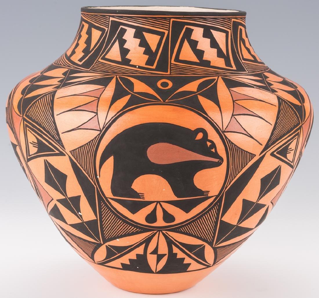 Trujillo SW Pottery Jar - 7