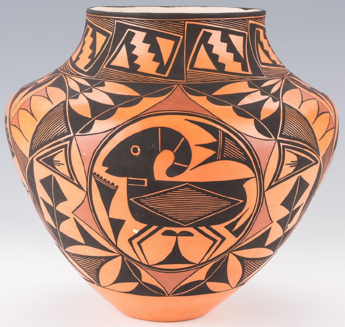 Trujillo SW Pottery Jar - 8