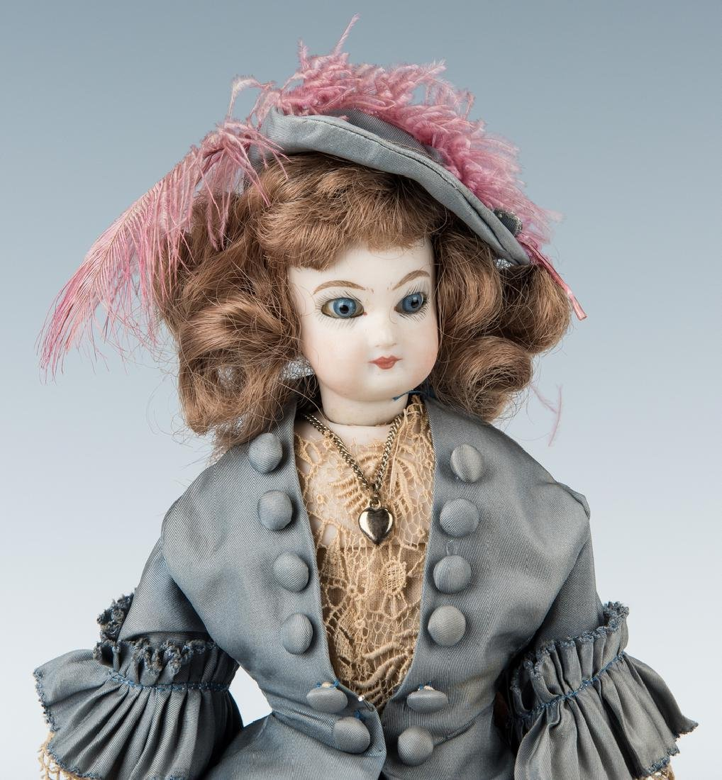 French Fashion Doll - 2