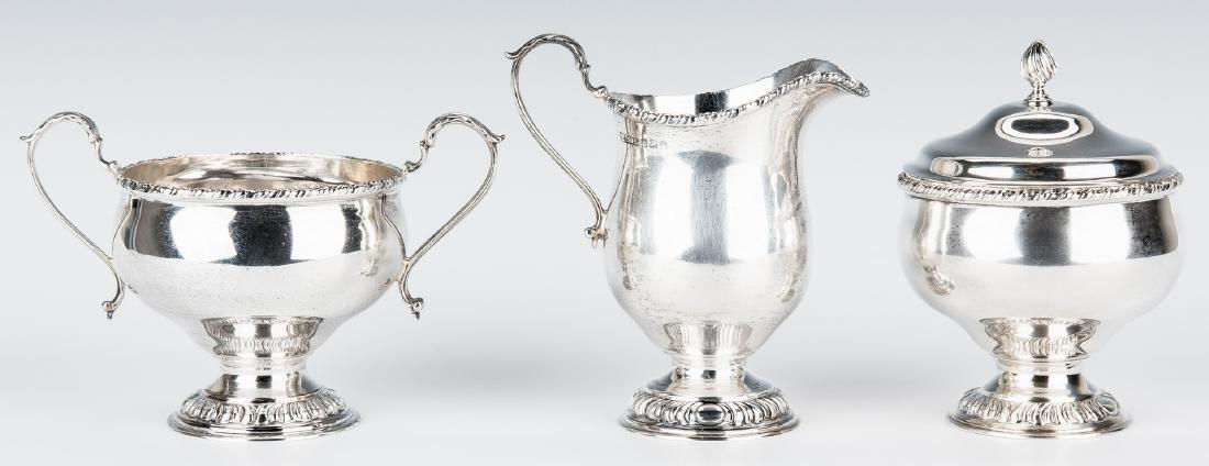Asprey & Co. Sterling Silver Tea Set - 7
