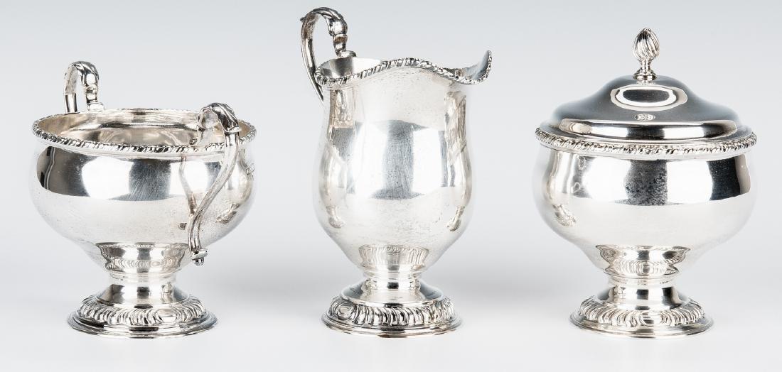 Asprey & Co. Sterling Silver Tea Set - 8