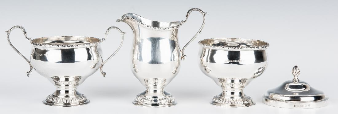 Asprey & Co. Sterling Silver Tea Set - 9