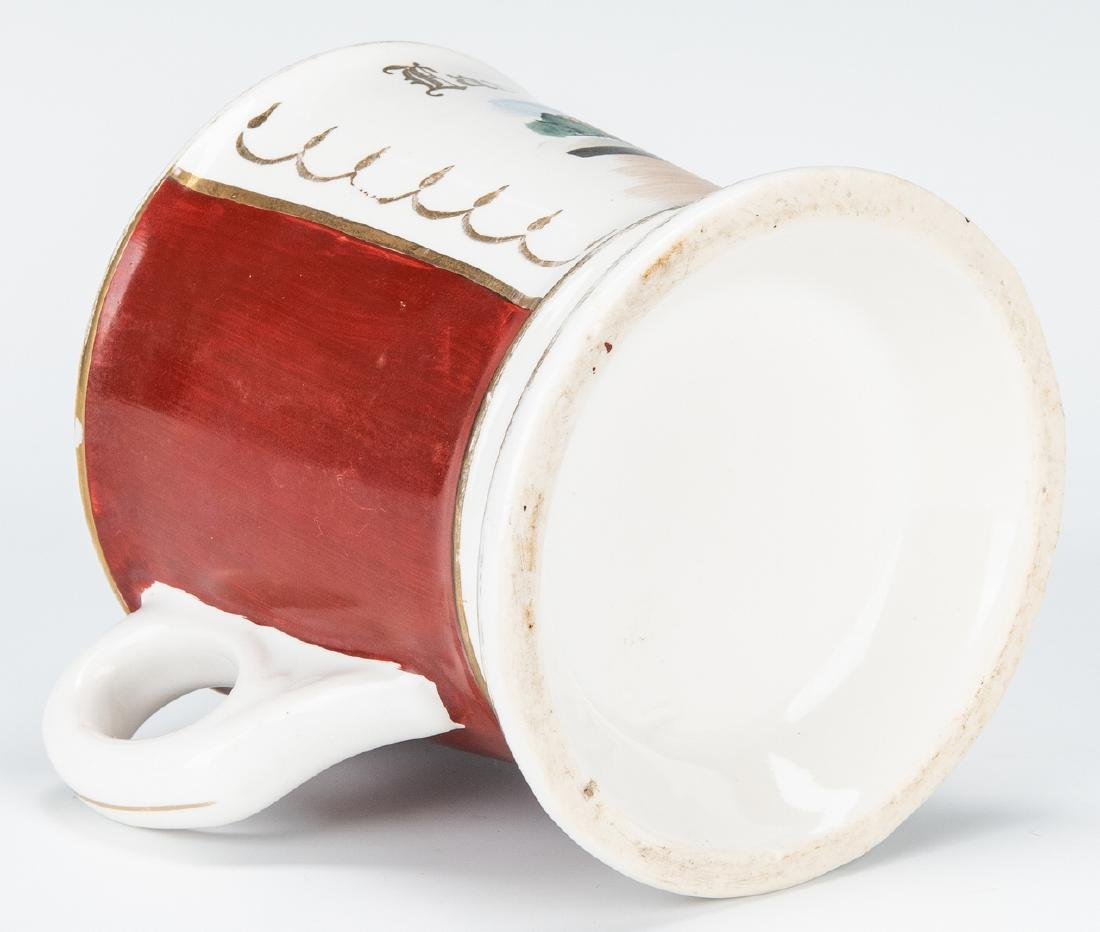 Group of 10 Occupational Shaving Mugs - 10