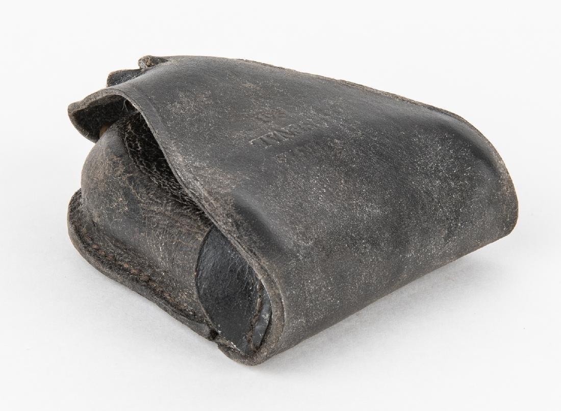 Confederate Augusta, GA Arsenal 1861 Percussion Cap Box - 2