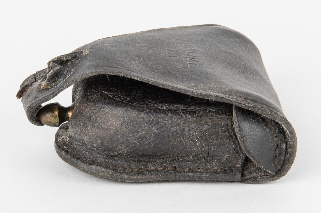 Confederate Augusta, GA Arsenal 1861 Percussion Cap Box - 6