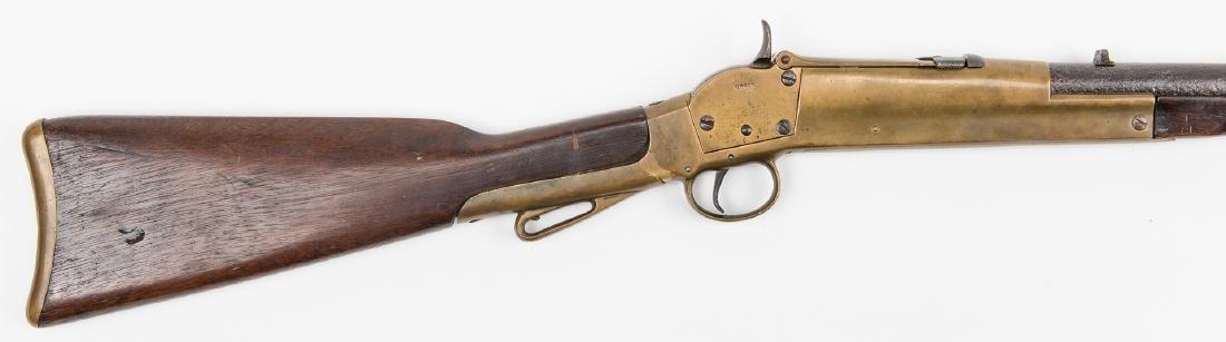 Morse Breech Loading Carbine, .52 caliber - 3