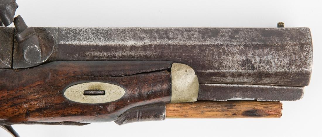 V. Libeau New Orleans Dealer Percussion Pocket Pistol, - 7