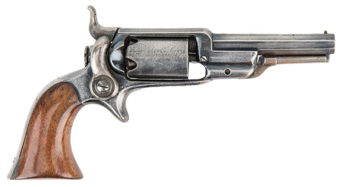 "Colt Model 1855 ""Root"" Sidehammer Pocket Percussion"