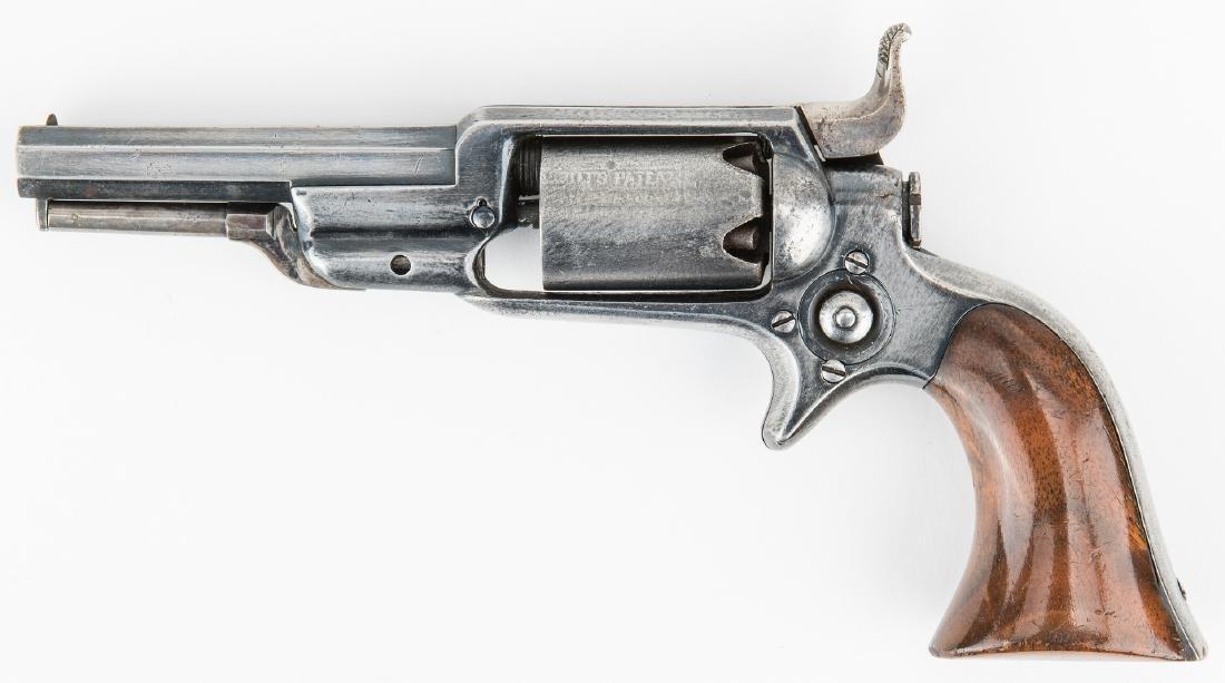 "Colt Model 1855 ""Root"" Sidehammer Pocket Percussion - 2"